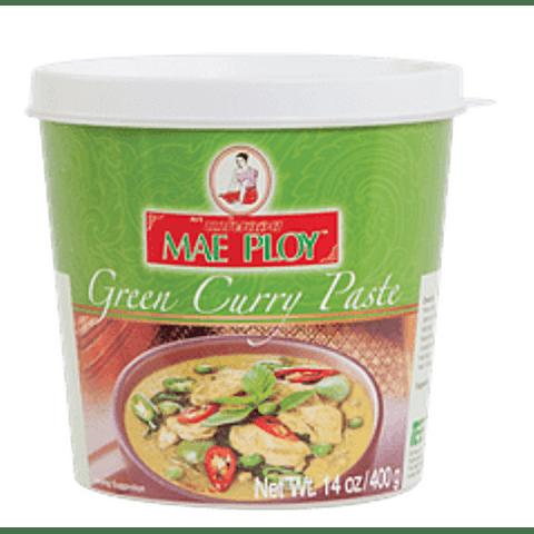 Curry Pasta VERDE