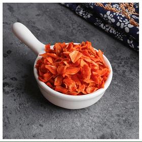 Zanahoria Strips Deshidratada