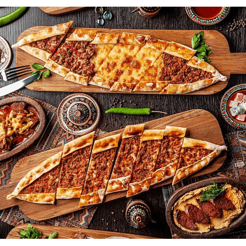 ⭐PACK BÁSICO⭐ CLASE PIZZAS DEL ORIENTE