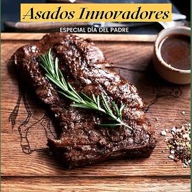 ⭐PACK PREMIUM⭐ CLASE DE ASADOS INNOVADORES CON NICO