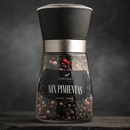 Molinillo - 3 Pimientas - Mix Pimientas