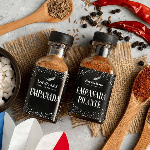 Empanada Normal & Picante