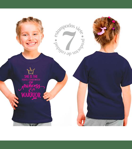 Princess&Warrior Niñas/Niños/Jovenes