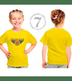 Team Cap Marvel Niñas/Niños/Jovenes