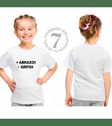"""""""+Abrazos - Gritos""""  Niñas/Niños/Jovenes"""