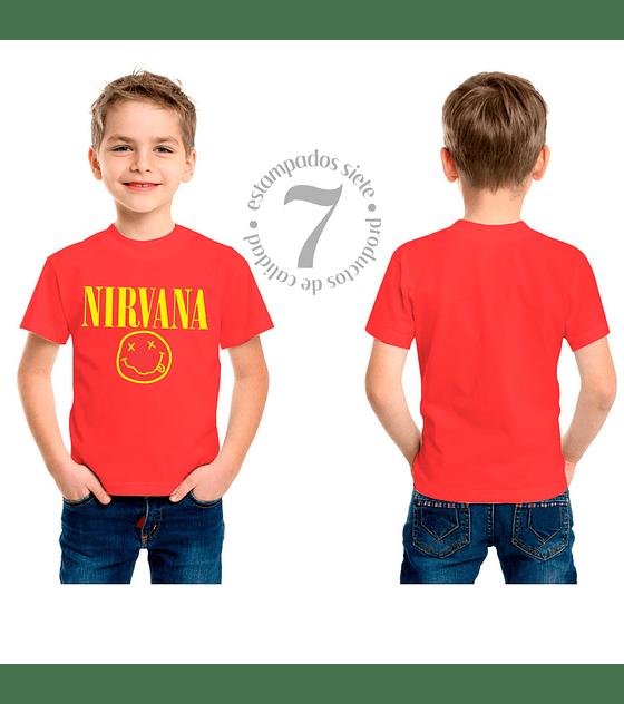 Nirvana Niñas/Niños/Jovenes