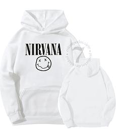 Poleron Canguro Nirvana