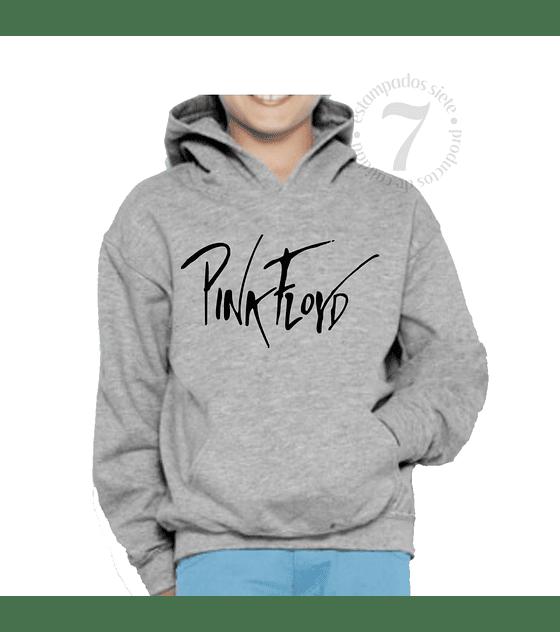 Poleron Canguro Pink Floyd Niñas/Niños/Jovenes