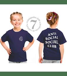 Anti Social Social Club Niñas/Niños/Jovenes