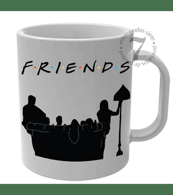 Taza Friends