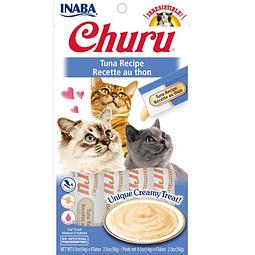 Inaba Ciao Churu Pack 4 Tubitos