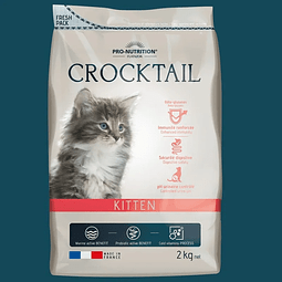 Crocktail Kitten 2 Kg
