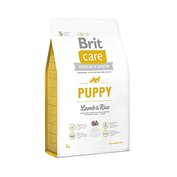 Brit Care Puppy Cordero y Arroz Todas Las Razas