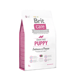 Brit Care Puppy Salmon y Papa Todas Las Razas