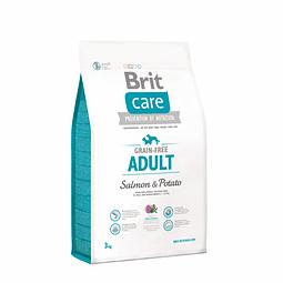 Brit Care Adulto Raza Pequeña-Mediana Salmon y Papa