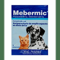 Antiparasitario Mebermic
