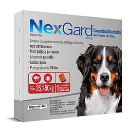 Nexgard 25,1 - 50Kg