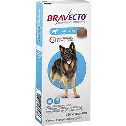 Bravecto 20 - 40Kg Para Perros