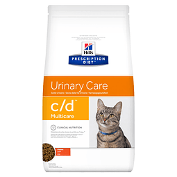 Hills Prescription Diet C/D Multicare Urinary Care Para Gato