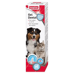 Gel Dental Beaphar Para Perro y Gatos