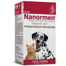 Nanormen Suspensión Oral