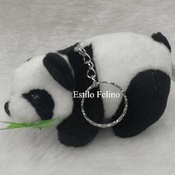 LLavero de Oso Panda