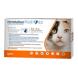 Revolution Plus Para Gatos