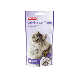 Calming Cat Treats 35Gr