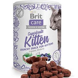 Brit Care Cat Tree Snack Superfruits Kitten