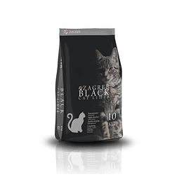 ZAGREB BLACK CAT LITTER ARENA SANITARIA 10 KG