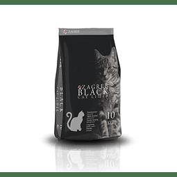 ZAGREB BLACK CAT LITTER ARENA SANITARIA 10 KG