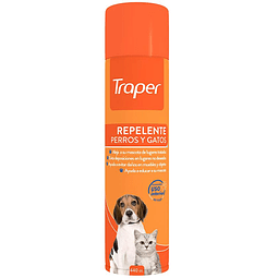 Repelente para Perros y Gatos Spray 440cc