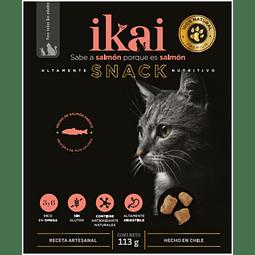 Ikai snack para gato 113 gr