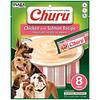 Inaba Churu para perros 8 tubos