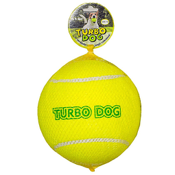 Turbo Dog Pelota 8 cm con sonido