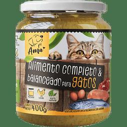 Ama Alimento Humedo para Gatos