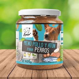 Ama Alimento Humedo para Perros