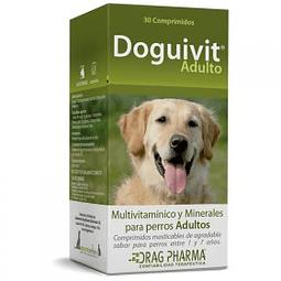 Doguivit Perro Adulto 30 comp