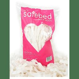 Safebed sustrato de papel de lana 80 gr aprox