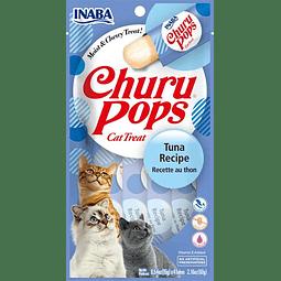 Inaba Churu Pops 4 tubitos