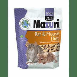 Mazuri Ratas y Ratones 900 gr