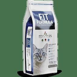 Alimento Fit Formula Gatos Adultos 10 Kilos