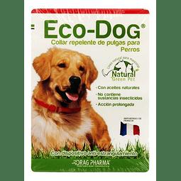 Eco-Dog Collar Repelente de pulgas para perro