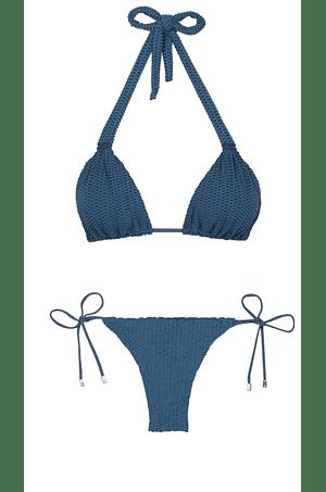 Bikini Blue Grey