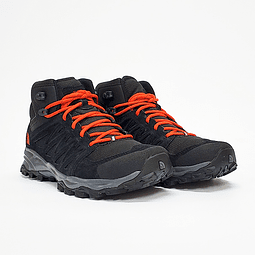 The North Face - Botín Hombre Truckee Mid Asphalt