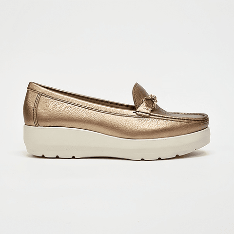 Gacel - Zapato Mujer Dorado