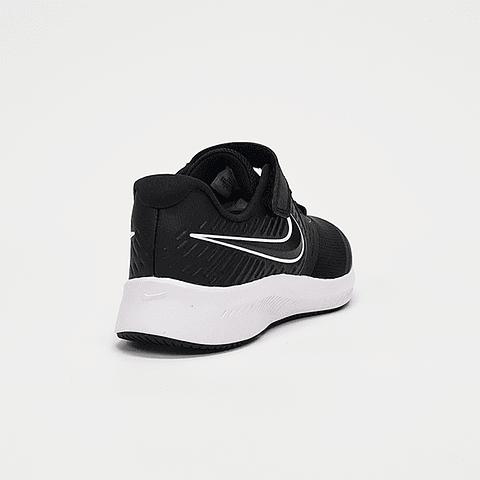 Nike - Zapatilla Juvenil Star Runner 2 Blk