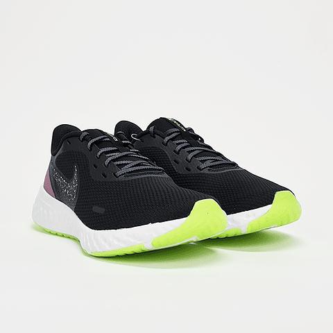 Nike - Zapatilla Mujer Revolution 5 Blk