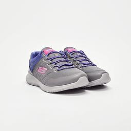 Skechers - Zapatilla Niña Ultra Flex Rainy Daze