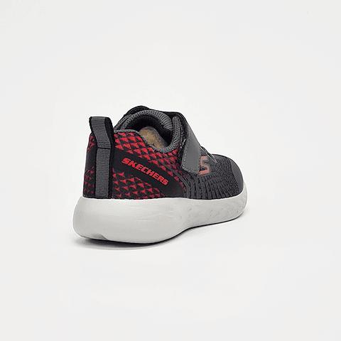 Skechers - Zapatilla Niño Go Run 600 Baxtux